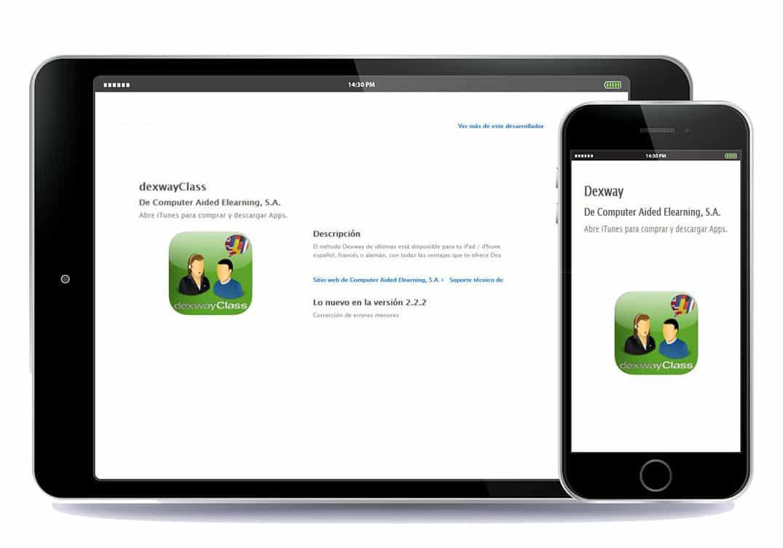 dexwayclass app