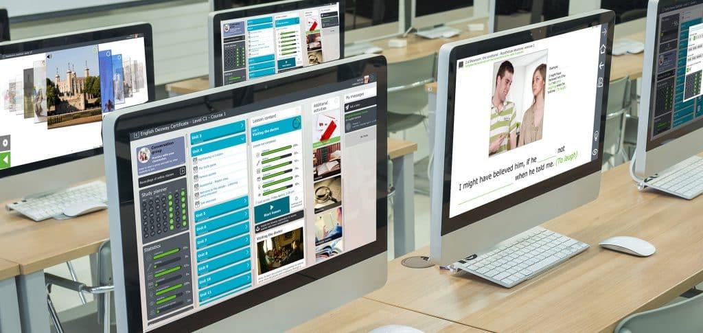 contenido de aprendizaje interactivo