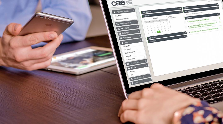 ventajas plataformas elearning y creacion cursos medida