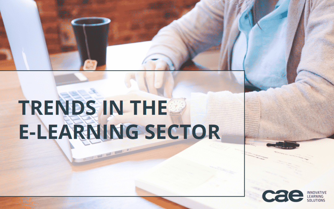 New e-book on trends in the e-learning sector
