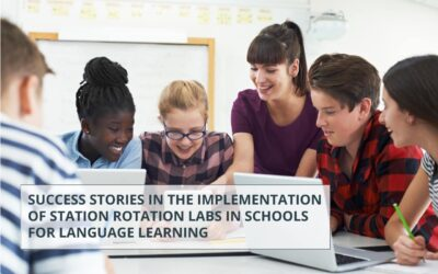New e-book: Success Stories in the Implementation of Station Rotation Labs in Schools for Language Learning