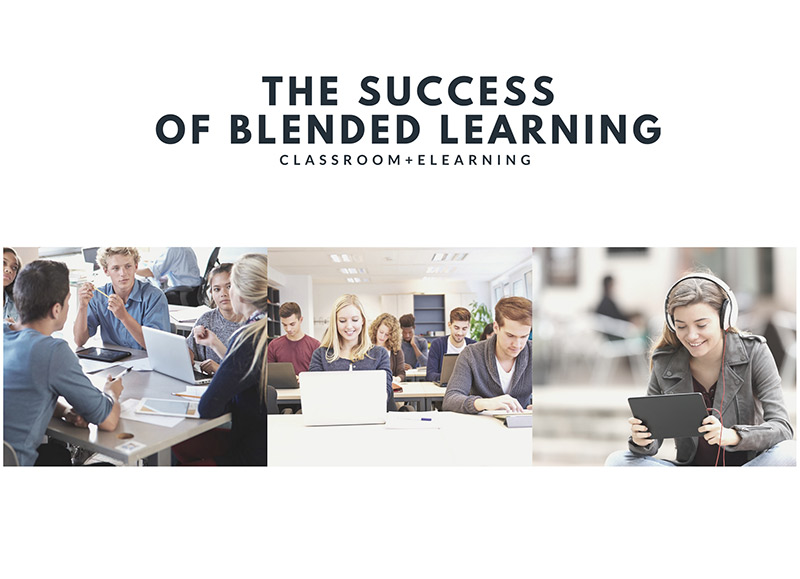 The Suceses of Blended Learning