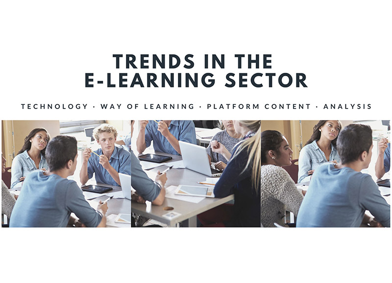 Trends in the elearning sector ebook