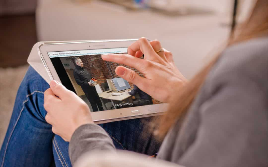 Importance of using tablets in the classroom